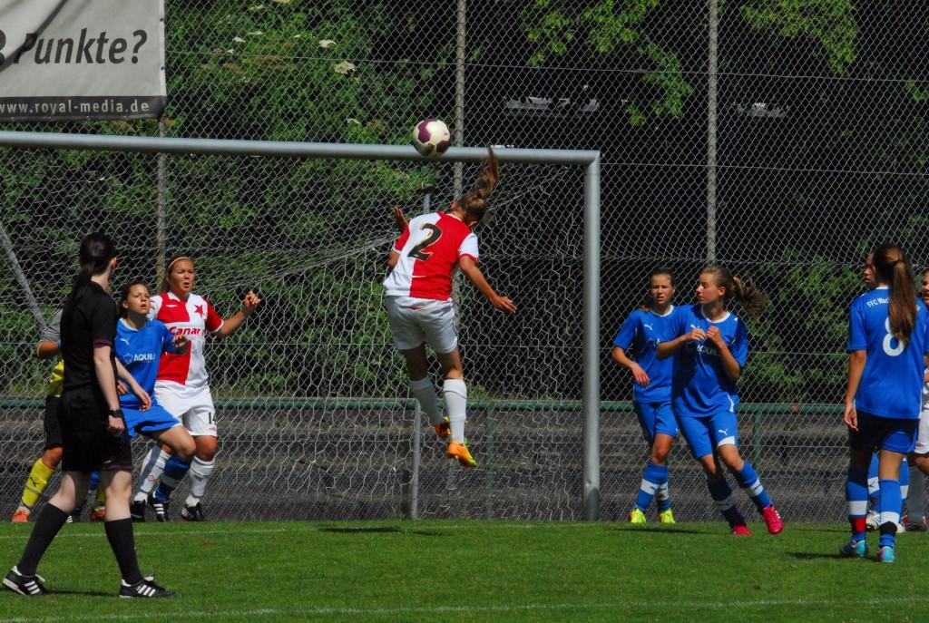 KA Cup 2014 Kopfball