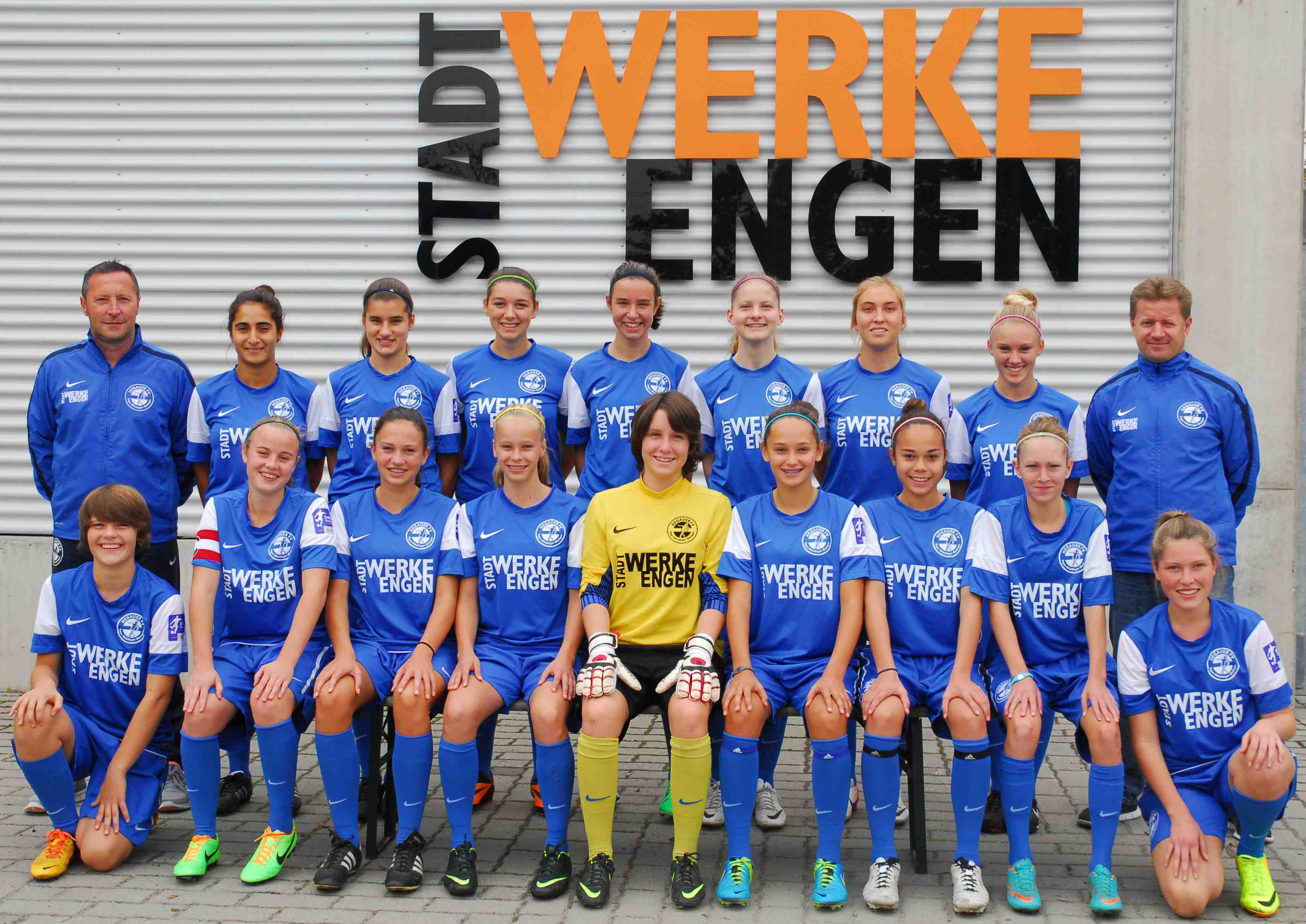 Turnierneuling Hegauer FC (D)