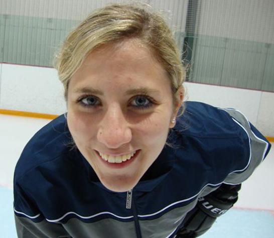 Sophie Anthamatten, Goalitrainer