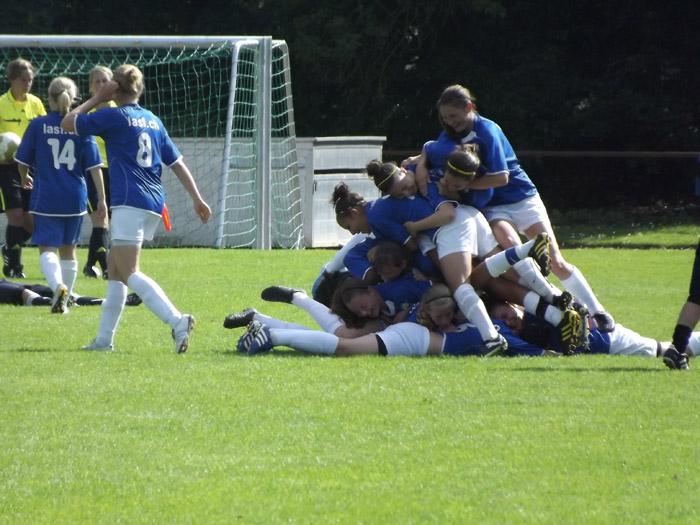 FC Zürich Frauen 2011